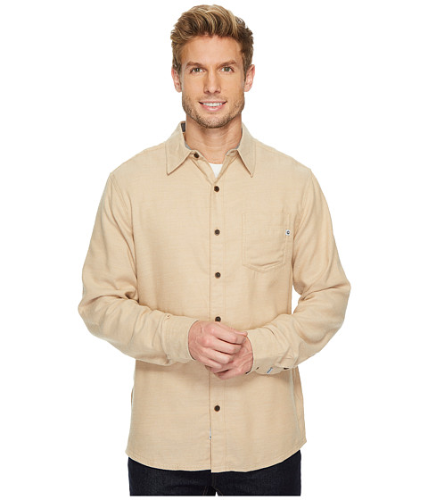 Hobson Flannel Long Sleeve Shirt