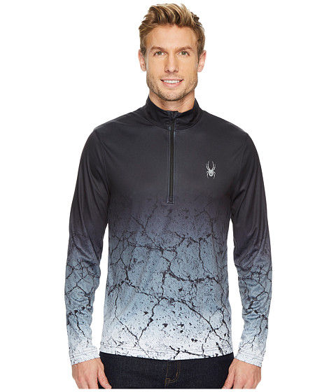Limitless 1/4 Zip Dry Web