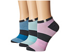 UA Essential Comfort No Show 3-Pack