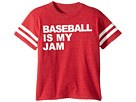 Baseball Jam Tee (Toddler/Little Kids)
