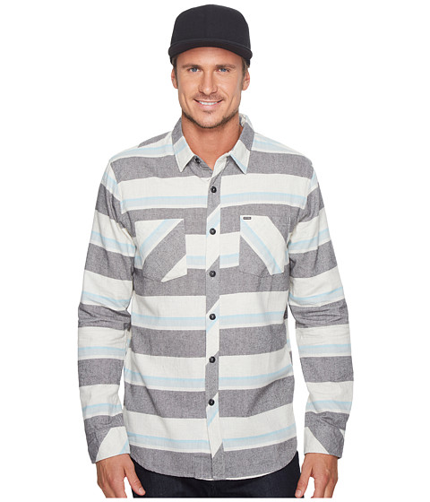 Seager Long Sleeve Flannel