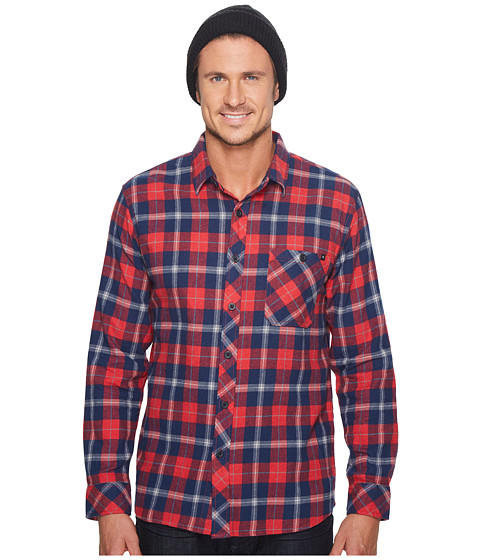 Teller Long Sleeve Flannel
