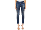 Cool Girl Spazzacamino Wash Jeans in Blue