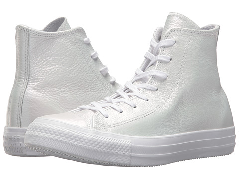 Chuck Taylor® All Star® Iridescent Leather Hi
