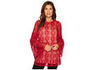 Bell Sleeve Lace Tunic