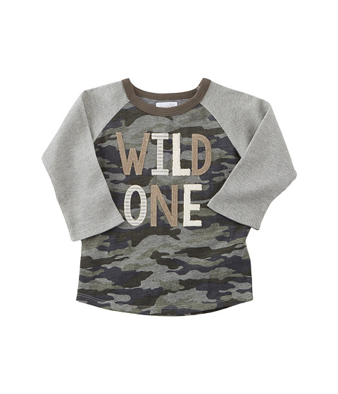 Wild One Long Sleeve Shirt (Infant/Toddler)