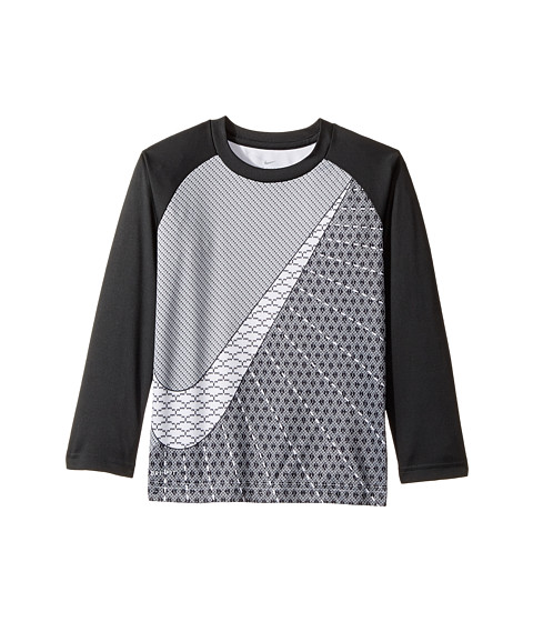 Swoosh Dri-FIT Raglan Tee (Little Kids)