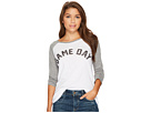 Game Day Baseball Raglan